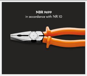 NBR 9699 de acuerdo a la NR 10
