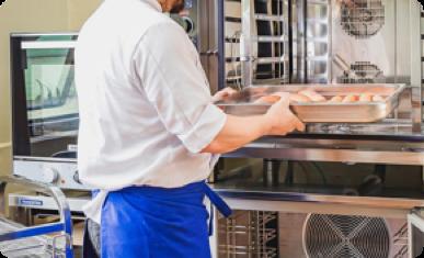 Forno combinado e Ultracongelador: qualidade e produtividade dos alimentos