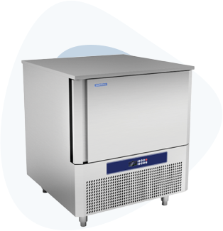 Ultracongelador Profissional Tramontina, capacidade para 5 GN