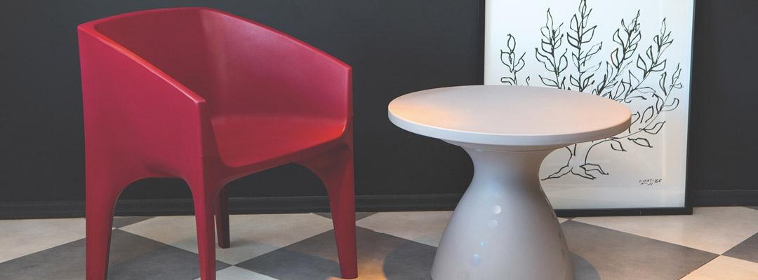 Decoração Sustentável: conheça nossas cadeiras verdes