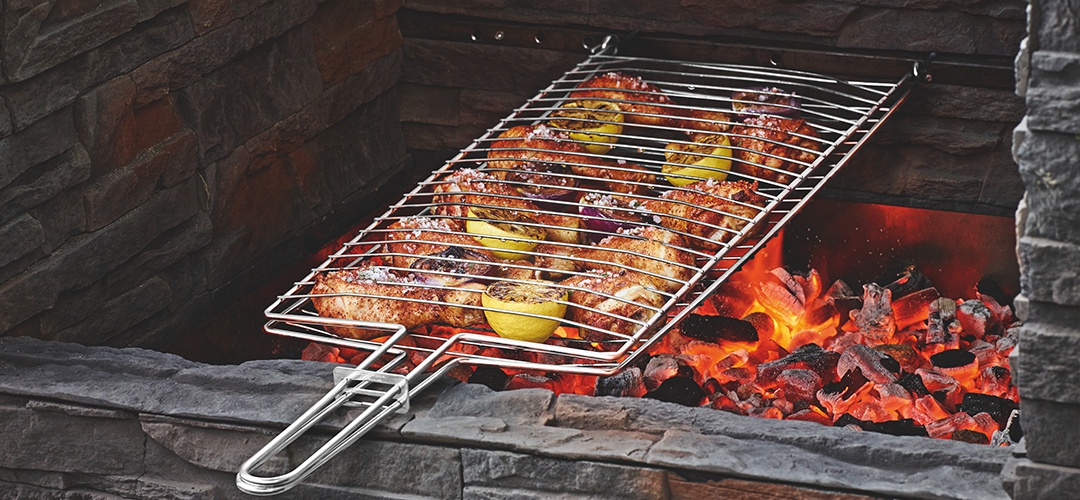 Como acender o fogo do churrasco