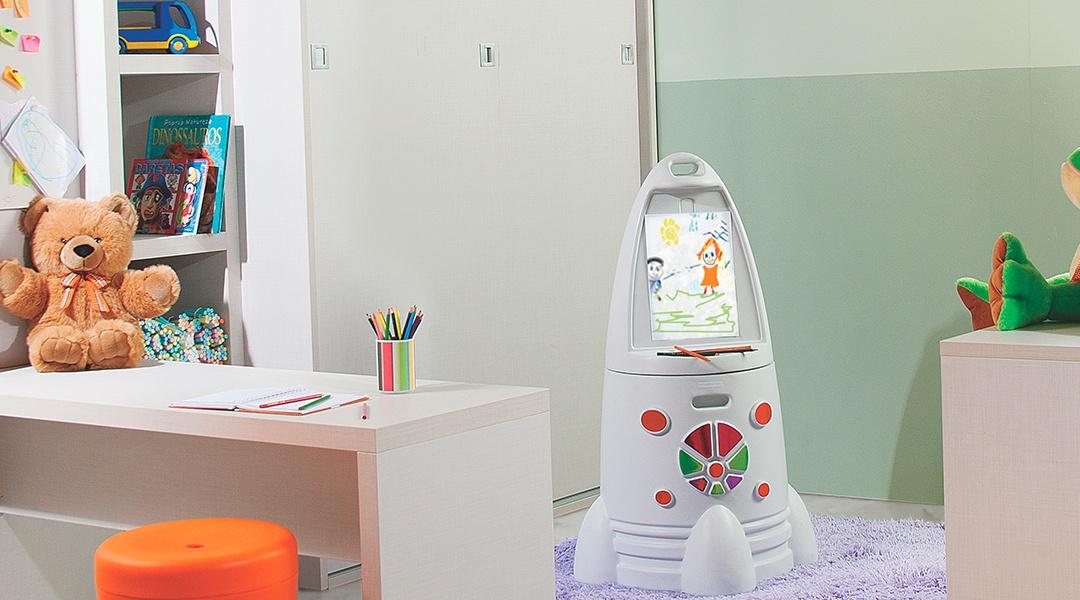 O quarto dos pequenos: cores, organização e diversão