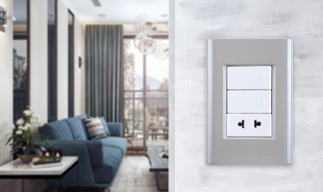 Interruptores y tomacorrientes: detalles que hacen la diferencia