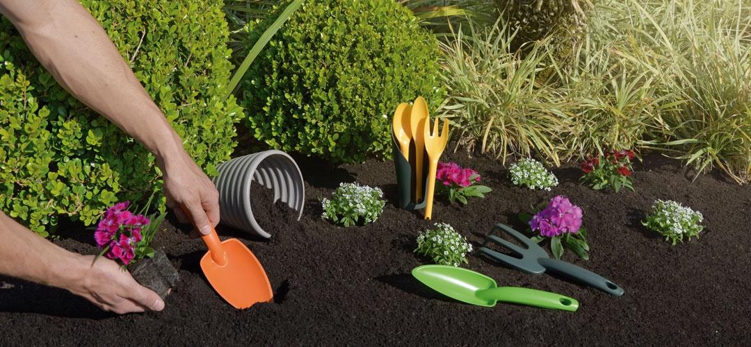 Seu jardim florido em qualquer estação