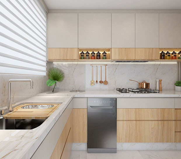 Cozinha compacta: os melhores itens para otimizar o ambiente