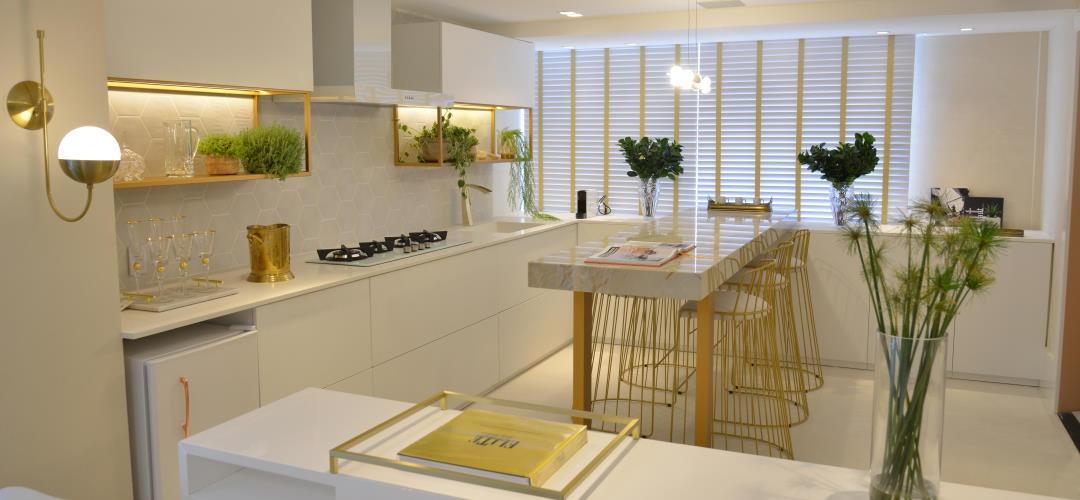 Inspiração e tendência para os ambientes da casa