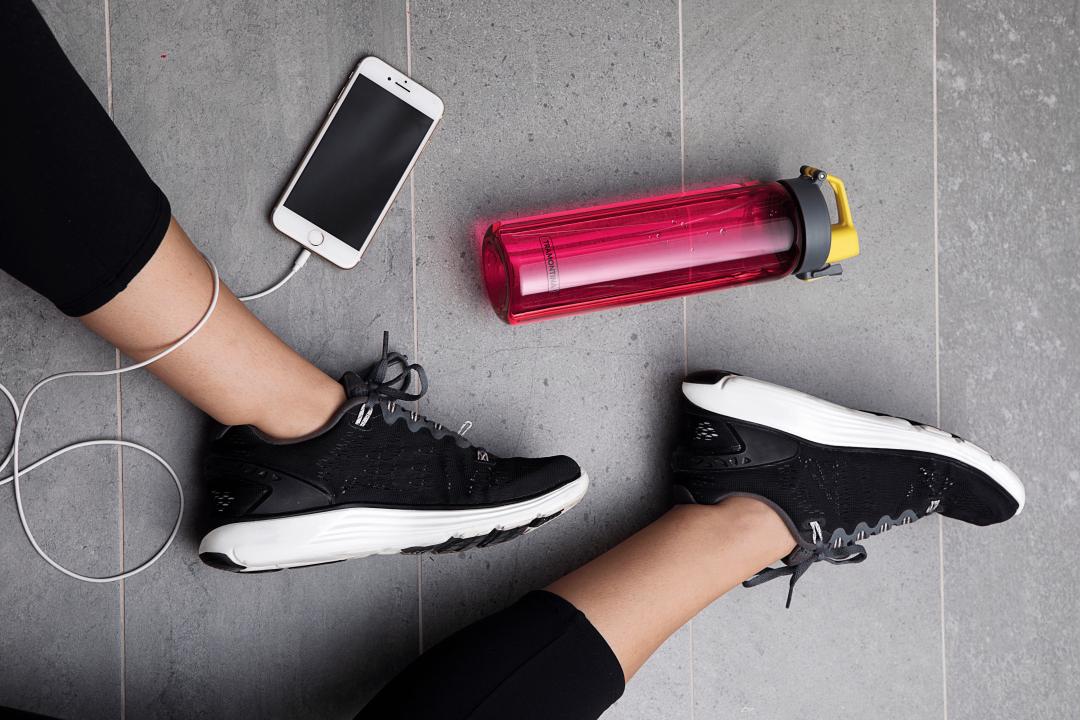 Comece a se exercitar em casa