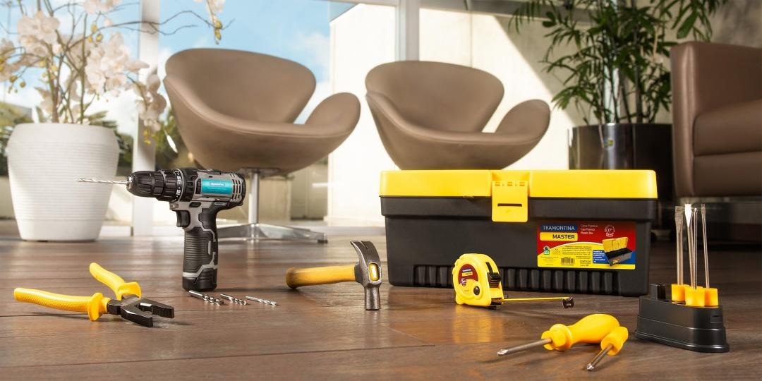 Saiba quais são as ferramentas que você precisa ter em casa