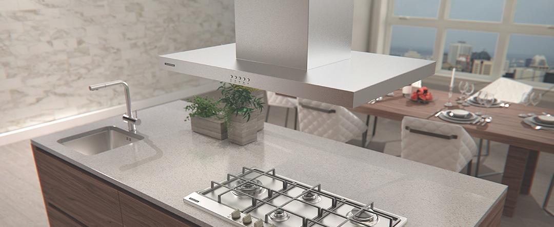 Cozinha com pé-direito duplo: veja as vantagens e dicas para o seu projeto