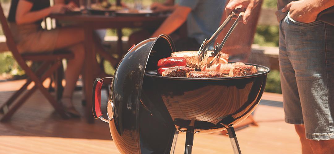 As vantagens da churrasqueira portátil