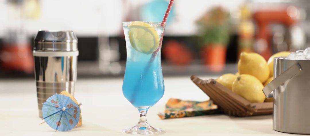 Receita para fazer bonito no drink
