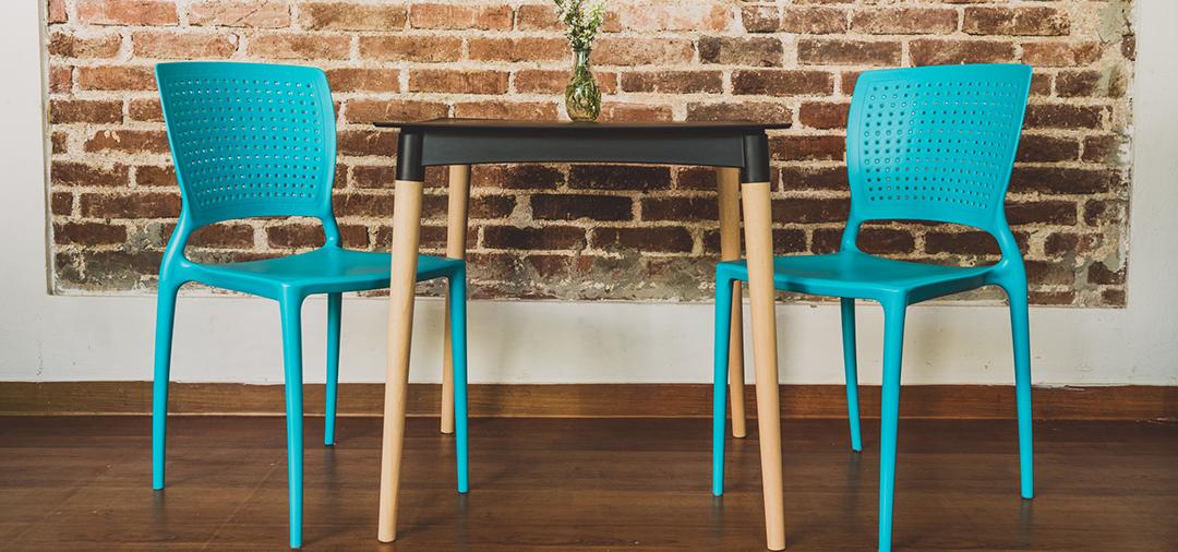 Leve mais cor para a sua casa com as nossas cadeiras