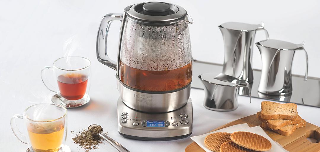 Saiba como preparar seu chá com mais praticidade