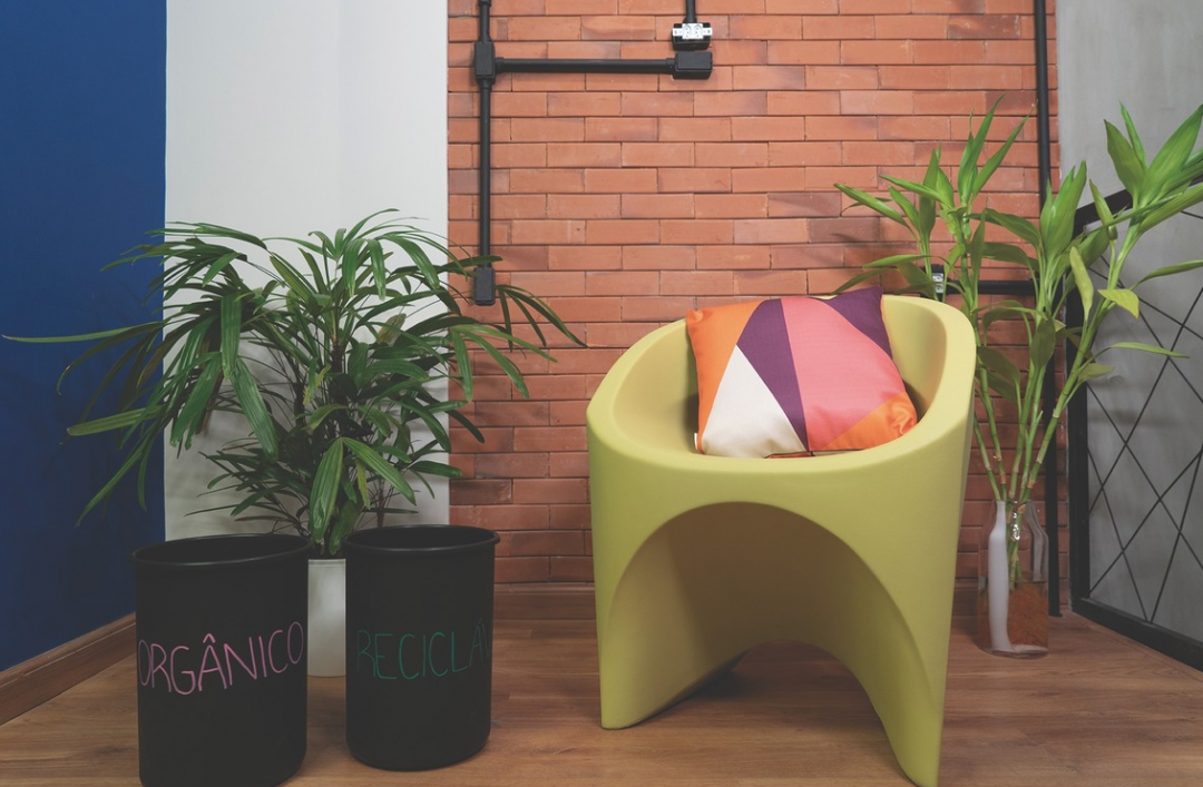 Decorate your home with sustainable products