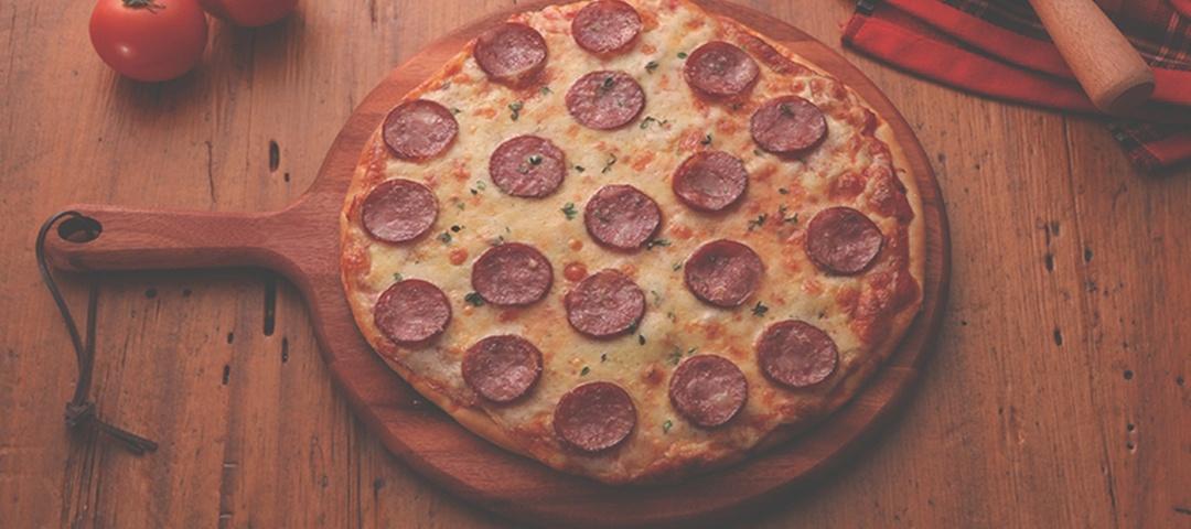 Aprenda a fazer pizza
