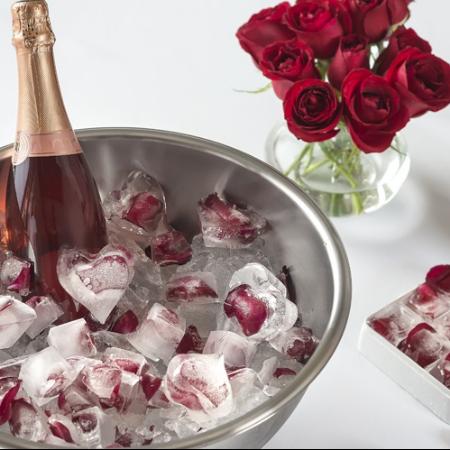 Como preparar uma mesa romântica
