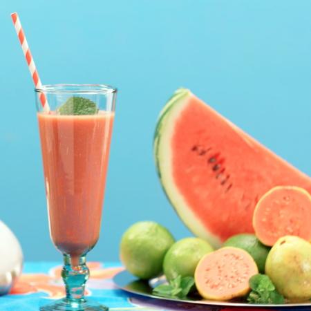 Cómo hacer un smoothie super sano