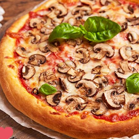 Sabores de pizza para preparar em casa