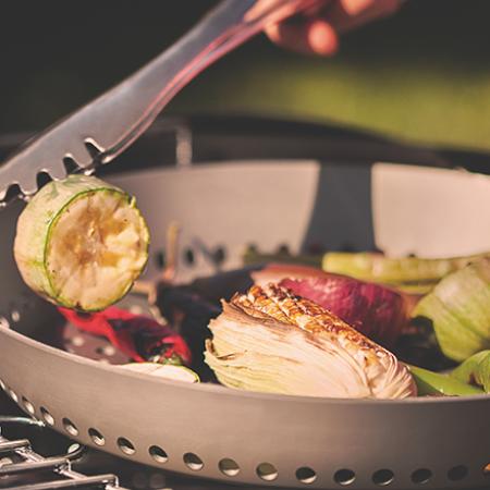 Recomendaciones de asado para vegetarianos