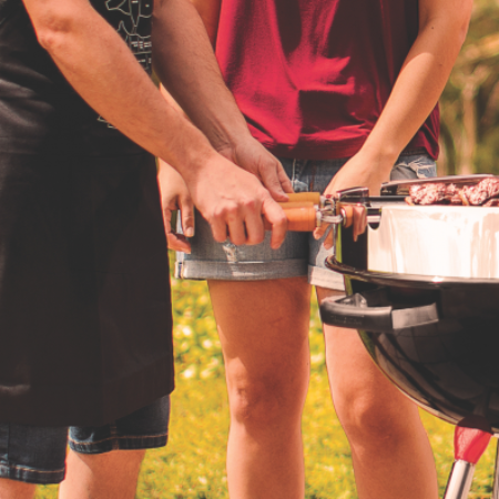 Barbecue-for-two tips