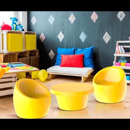Organize os ambientes dos pequenos dentro de casa