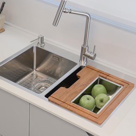 Como escolher a cuba perfeita para cozinha e área gourmet