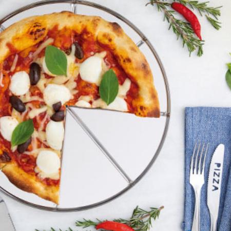Pizza Napolitana Marguerita - Aprenda a fazer!