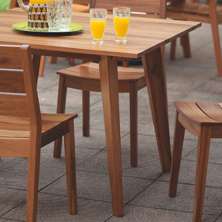 Wood furniture: beauty and durability