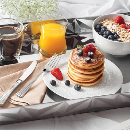 Prepare a special breakfast