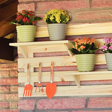 Cómo armar un jardín vertical en casa