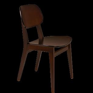 Cadeira Sem Braços London Tabaco