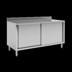 Mobiliário em Aço Inox