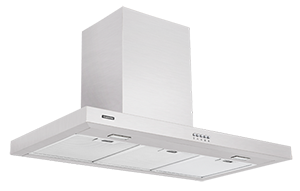 Stainless Steel Wall-Mounted Range Hood