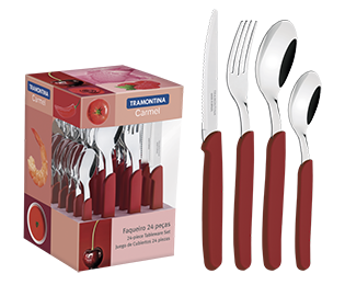 Carmel Flatware Set  24 pc
