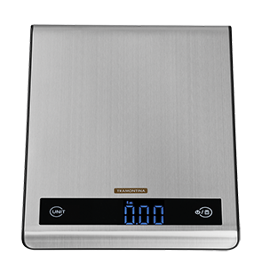 Tramontina Utility stainless steel digital kitchen scales
