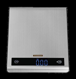 Balanza digital para cocina Tramontina Utility de acero inoxidable