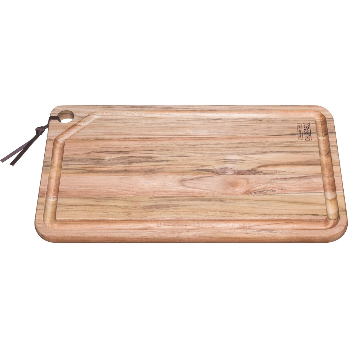 Tabla rectangular para asado