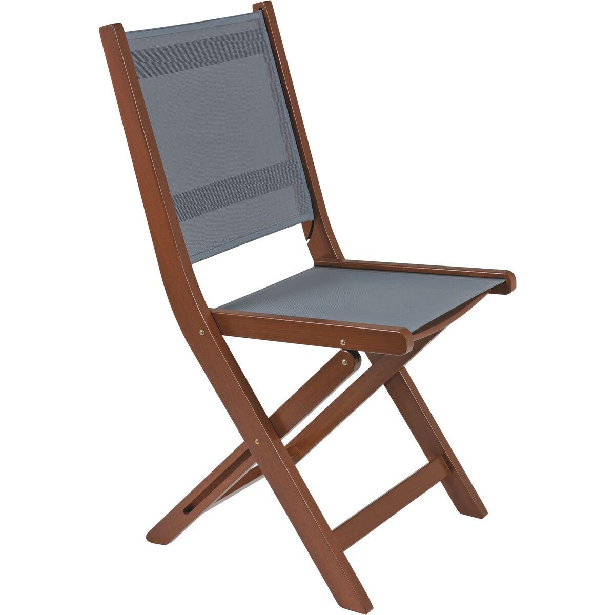 silla de lona plegable