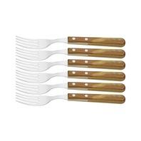 Conjunto de garfos 6 peças