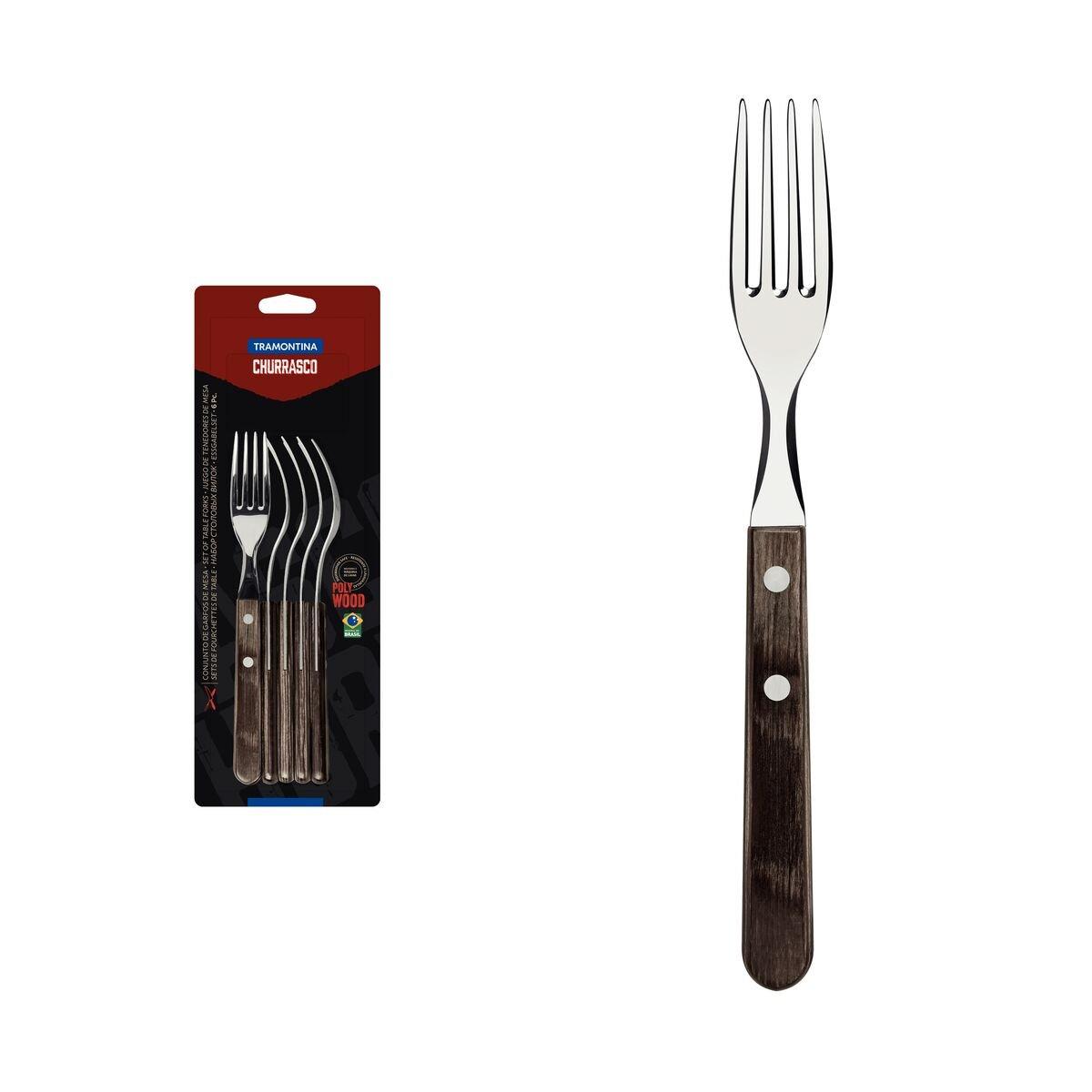 Table forks set 6 pzas