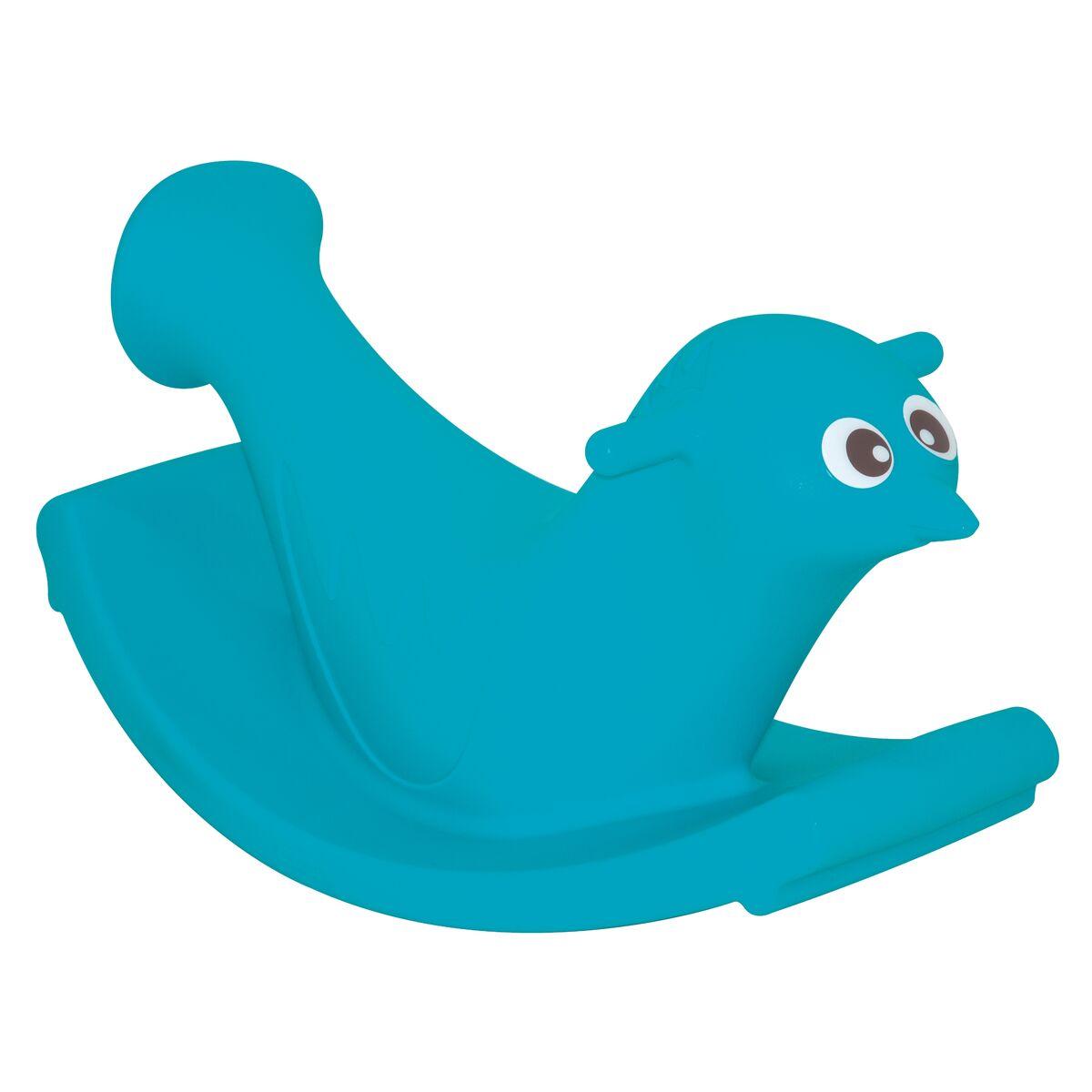 Tramontina Dindon Blue Polypropylene Snail Rocker