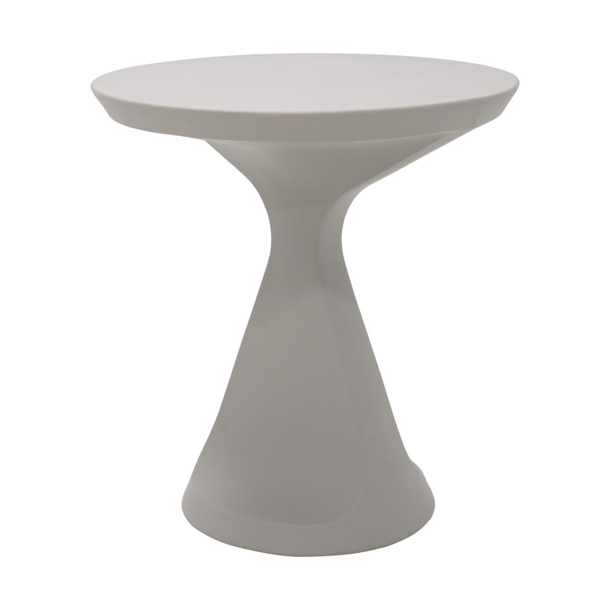 Round Table Tramontina Summa in Polyethylene Concrete