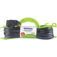 Extension de calgador cable 1,5 mm² - 20m