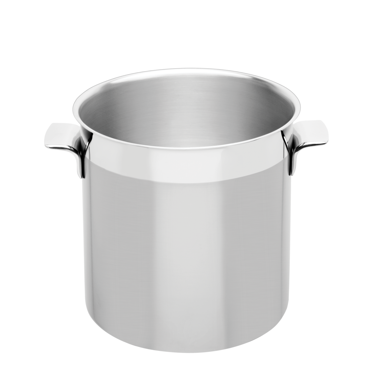 Tramontina Cosmos Stainless Steel Ice Bucket With Matte Finish And Without Lid 12 Cm And 1 5 L Tramontina
