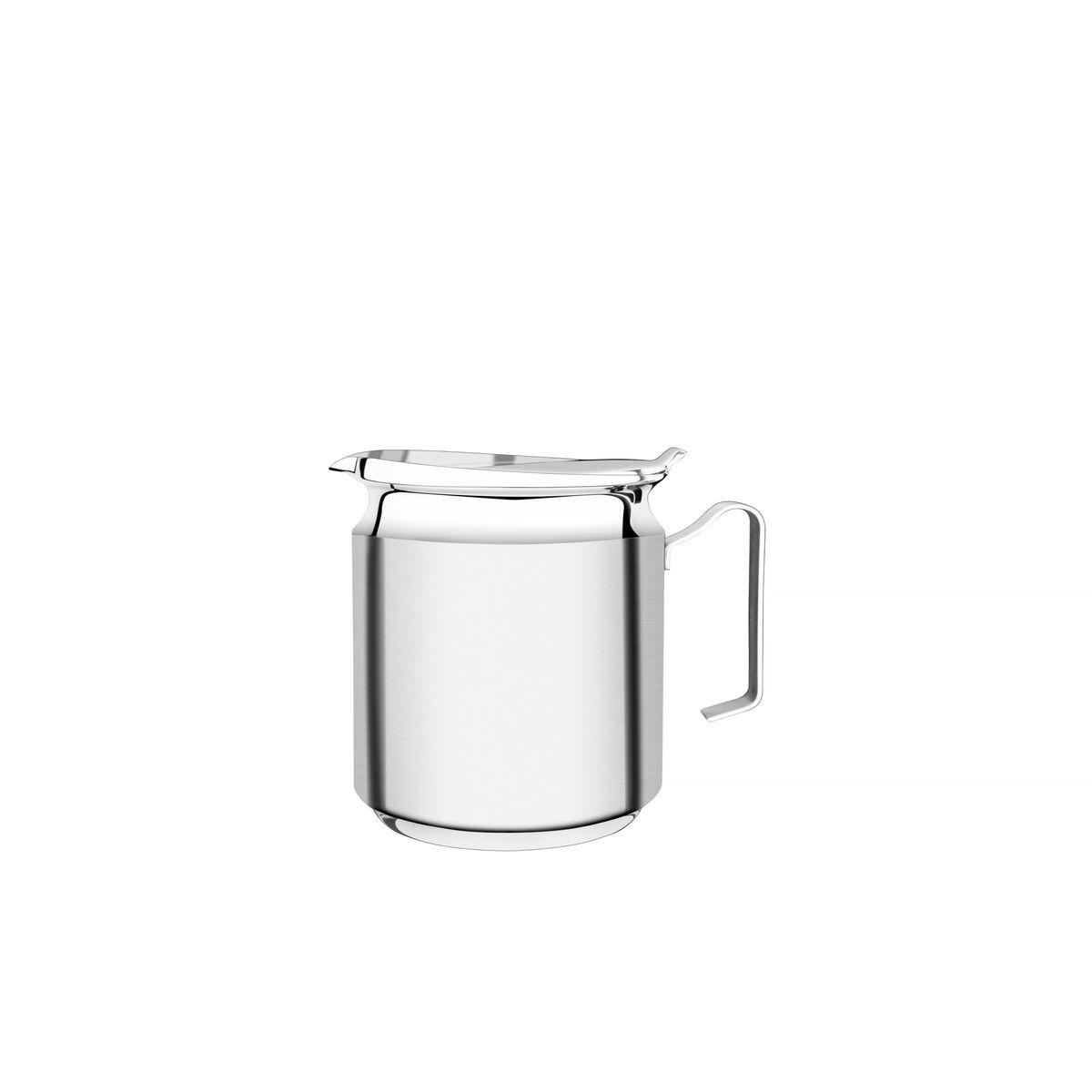 Cafetera y lechera Tramontina de acero inoxidable 11,5 cm 470 ml