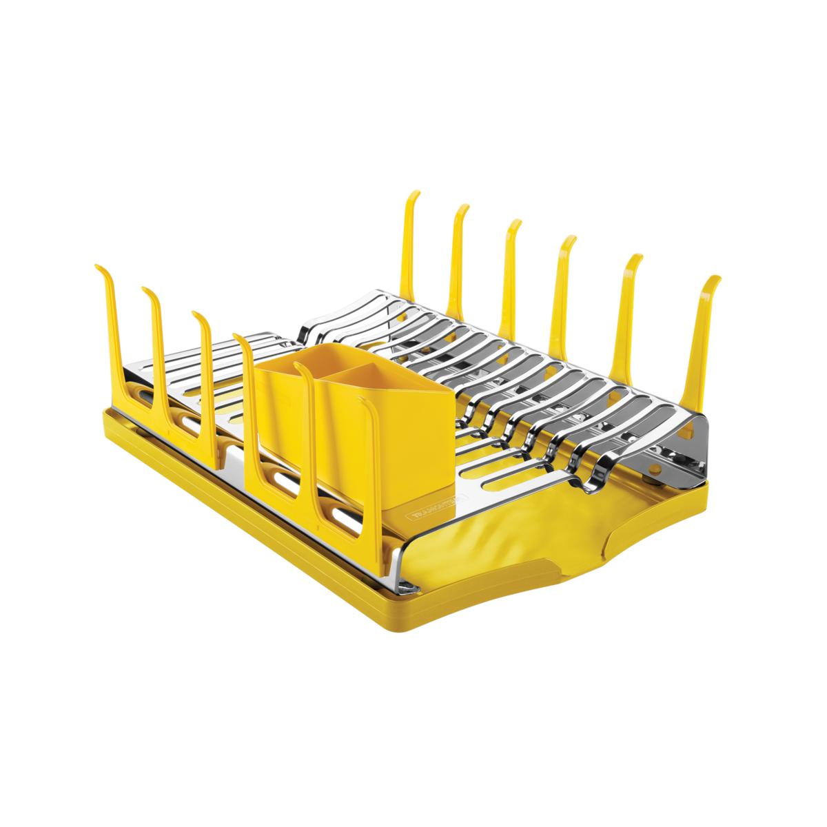 Tramontina - Escurridor acero inoxidable con bandeja para vajilla b653f0b8a514