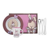 6 pc. child's set