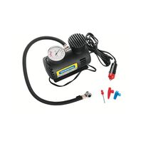 Portable air compressor for cars 50 W 12 V