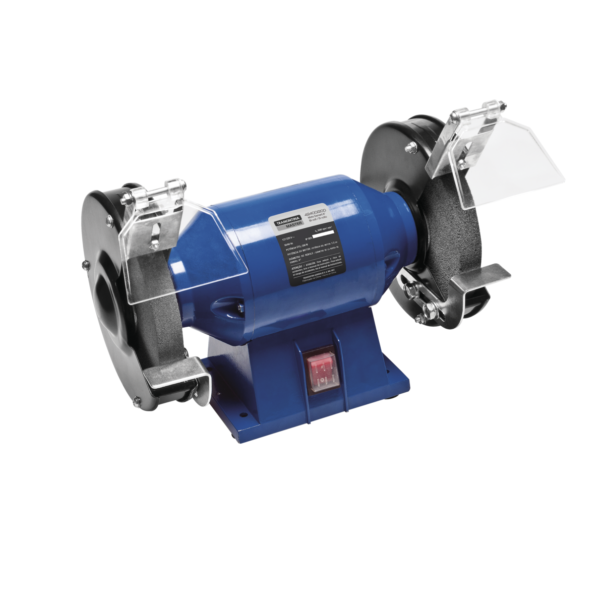 Sensational Tramontina 368 W 6 Bench Grinder For Professional Use Dual Ncnpc Chair Design For Home Ncnpcorg