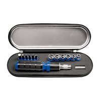 14 pieces socket and tips case